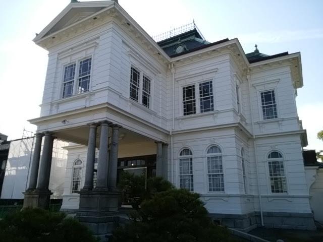 柳川藩主立花邸「御花」に行ってきました。
