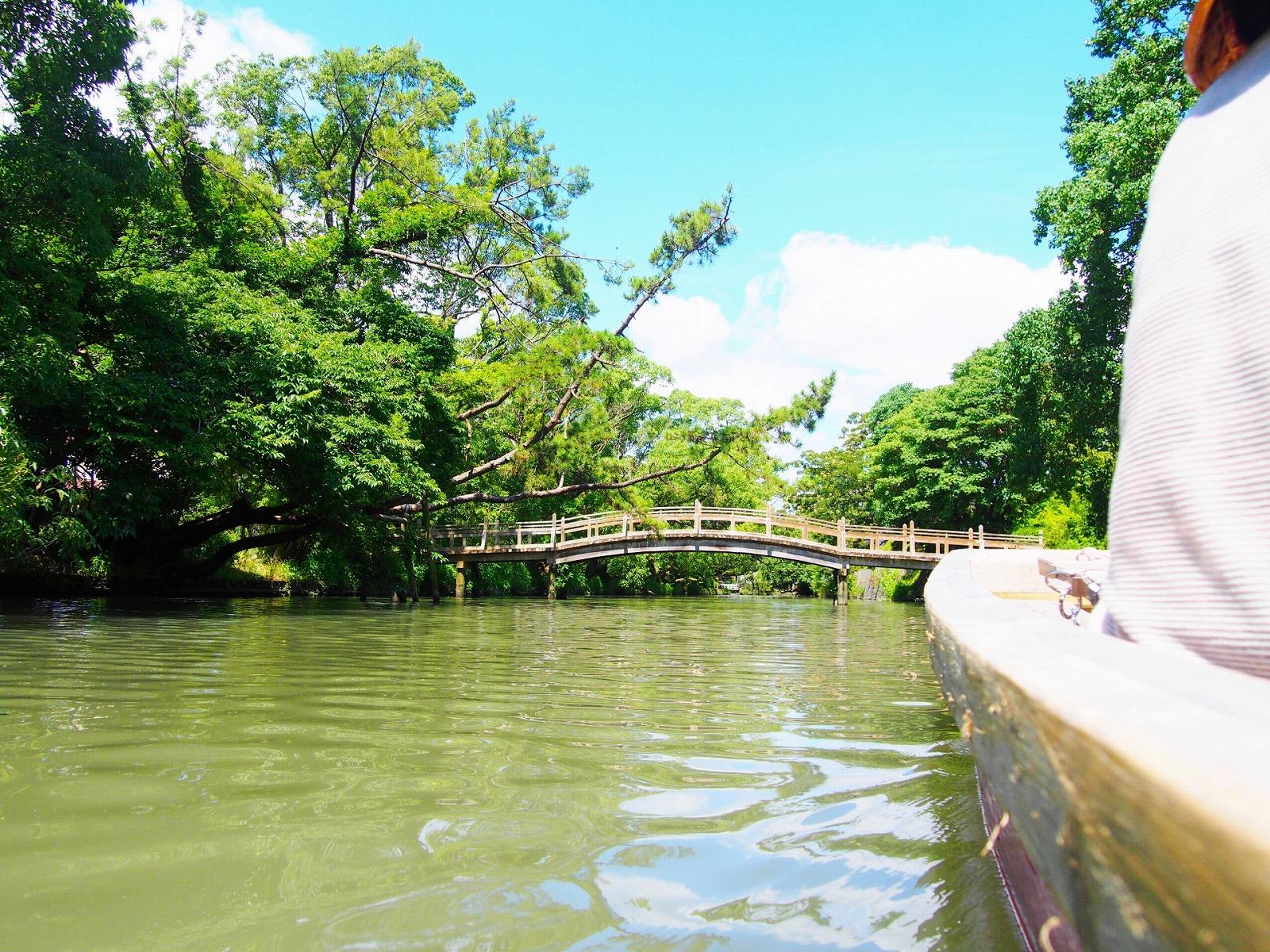 柳川「川下り」の会社を比較してみました。